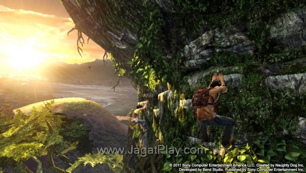 Uncharted Golden Abyss 511