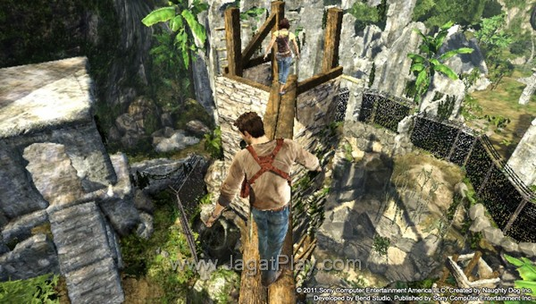 Uncharted Golden Abyss 65
