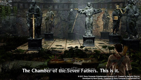 Uncharted Golden Abyss 68
