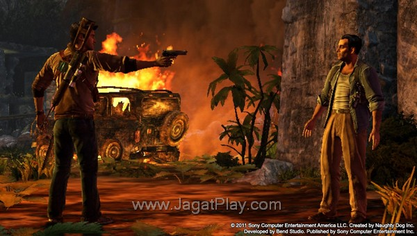 Uncharted Golden Abyss 80
