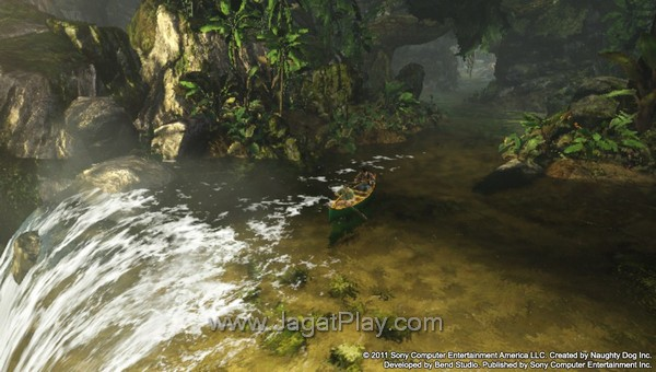 Uncharted Golden Abyss 85