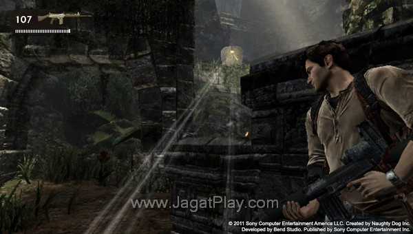 Uncharted Golden Abyss 90