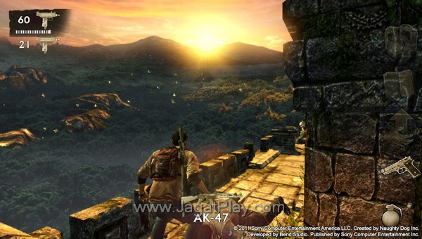 Uncharted Golden Abyss 92