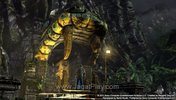 Uncharted Golden Abyss 94