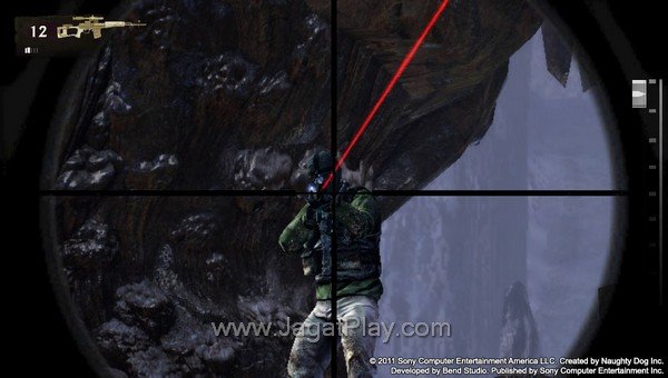 Uncharted Golden Abyss 95