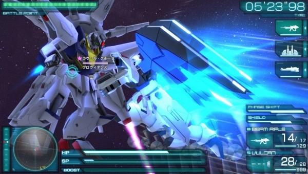 gundam seed battle destiny2