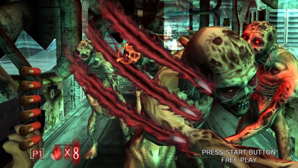 house of the dead III ps3