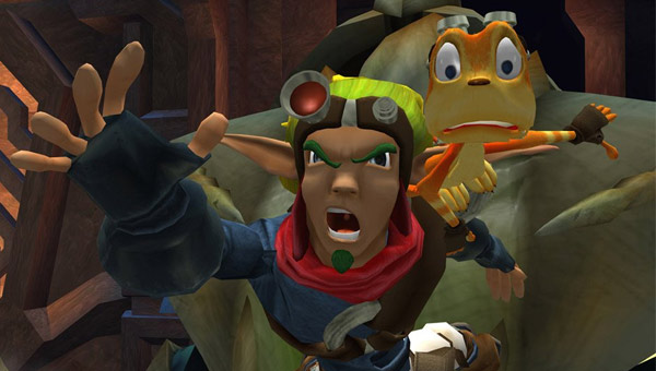 jak and