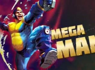 megaman sf x tekken