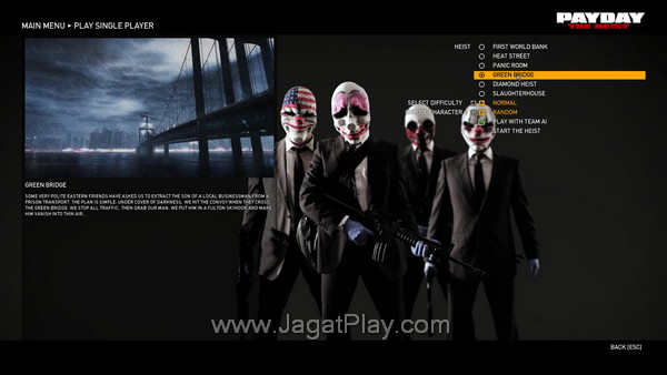 preview payday the heist 003