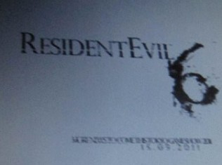 resident evil 6 teaser