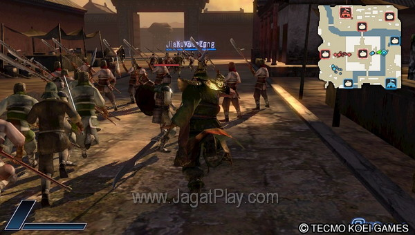 Dynasty Warriors NEXT 9