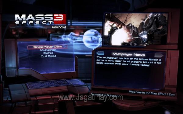 Mass Effect 3 Demo 1