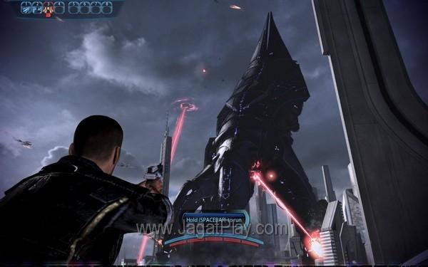 Mass Effect 3 Demo 401