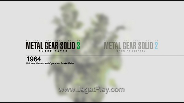 Metal Gear Solid HD Collection 1