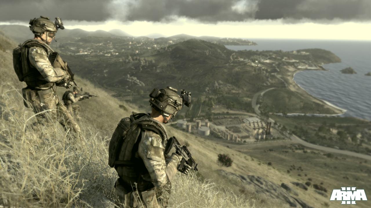 Arma Iii Siap Buktikan Diri Di Ajang E3 Jagat Play