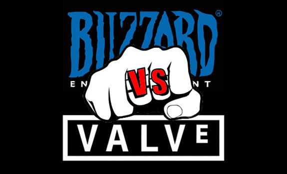 blizzard vs valve