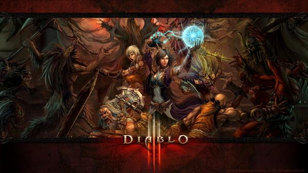 diablo iii wallpaper 001
