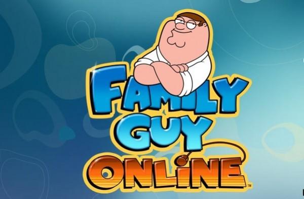 family guy online logo