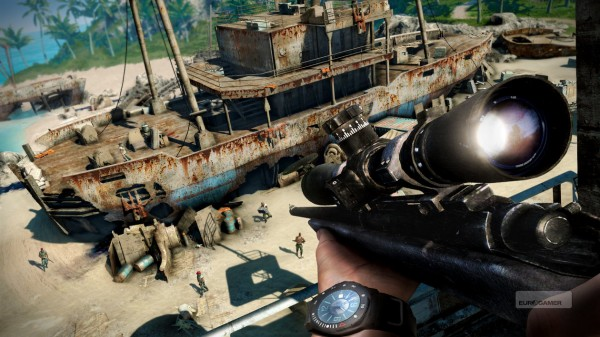 far cry 3 gameplay4