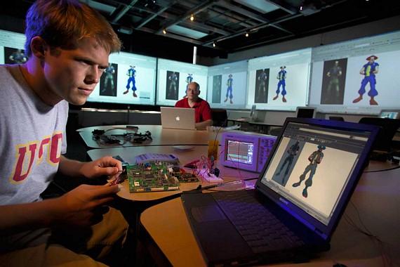 game design school