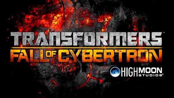 transformer fall of cybertron logo