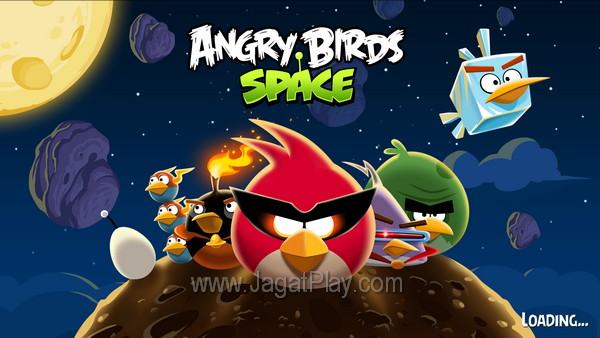 Angry Birds Space 11