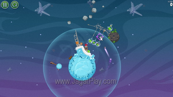 Angry Birds Space 50