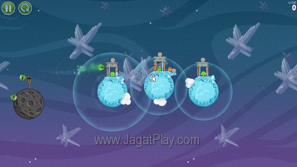 Angry Birds Space 55