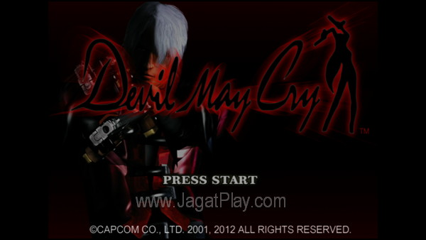 Devil May Cry 1 HD Collection 2