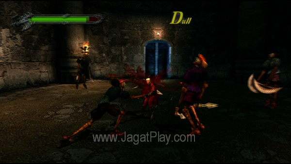 Devil May Cry 1 HD Collection 21