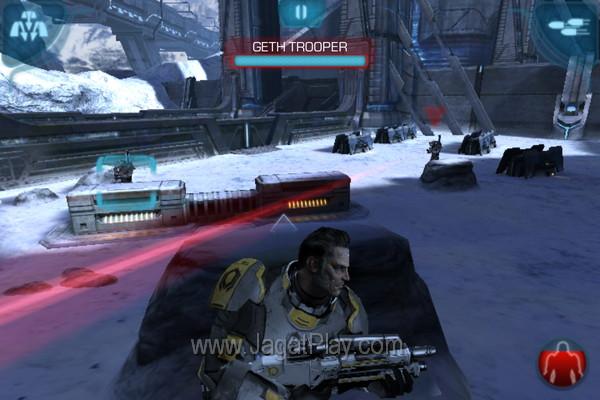 Mass Effect Infiltrator 11