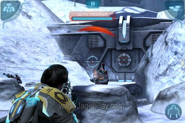 Mass Effect Infiltrator 13