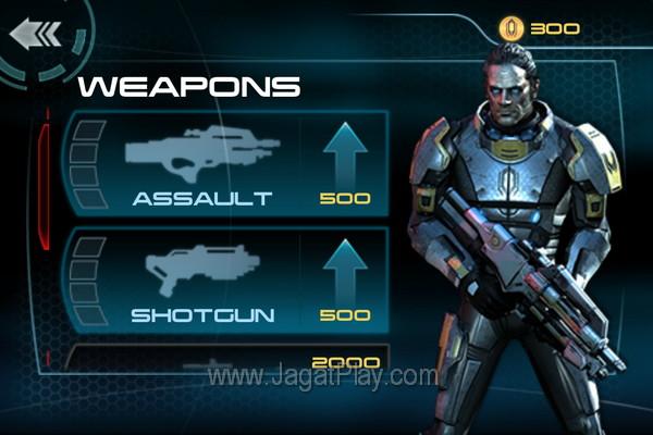 Mass Effect Infiltrator 9
