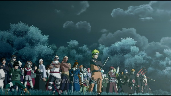 Naruto Shippuden Ultimate Ninja Storm Generations 2