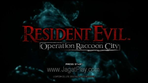 Resident Evil Operation Raccoon City 1