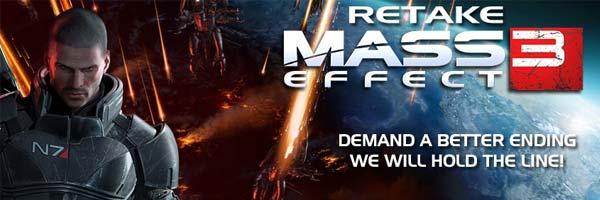 Retake Mass Effect 3