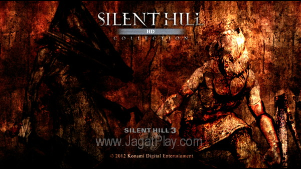 Silent Hill 2 HD Collection 1