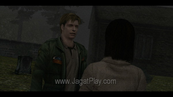Silent Hill 2 HD Collection 13