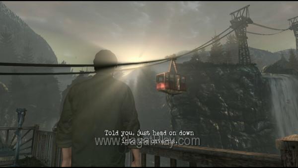 Silent Hill Downpour 47