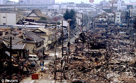 massive earthquake