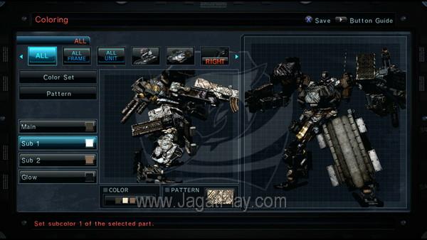 Armored Core V 591