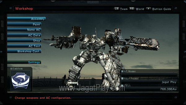 Armored Core V 60