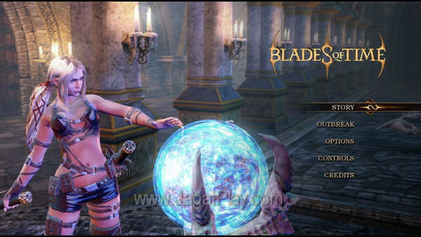 Blades of Time 4