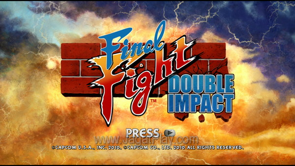 Capcom Digital Collection Final Fight Double Impact 1