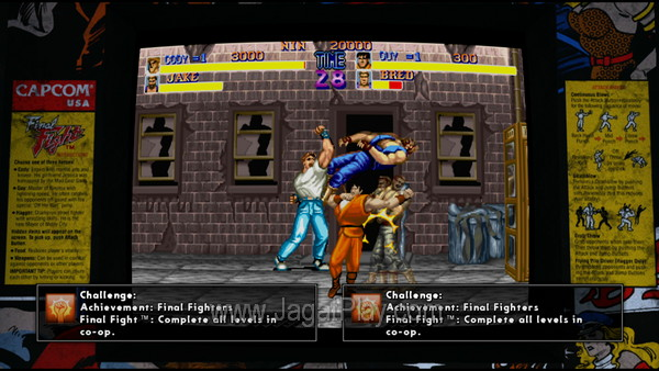 Capcom Digital Collection Final Fight Double Impact 3