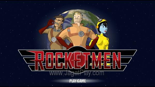 Capcom Digital Collection Rocketmen Axis of Evil 4