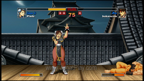 Capcom Digital Collection Street Fighter II HD Remix 1