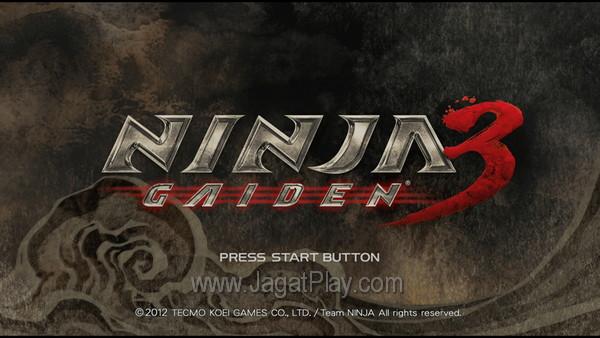 Ninja Gaiden 3 1