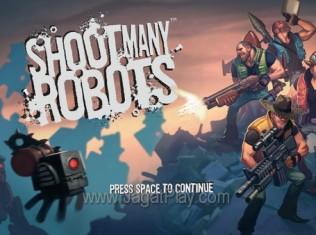 Shoot Many Robots 1